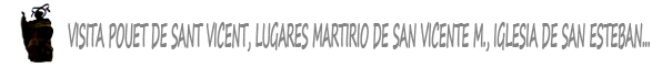 ruta san vicente ferrer y san vicente martir visitas guiadas valencia