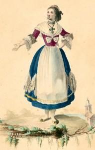 exposicion tipos y trajes populares valencianos