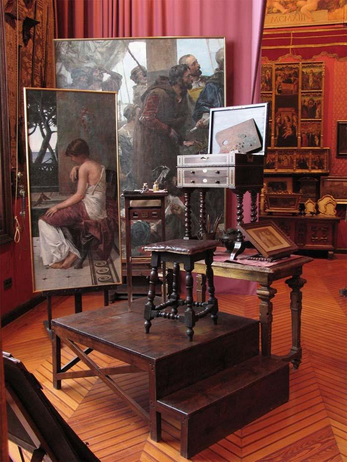 casa museo benlliure valencia