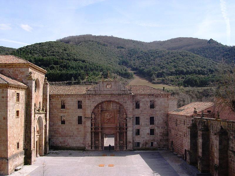 monasterio yuso la rioja