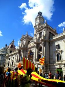 festa nou octubre valencia
