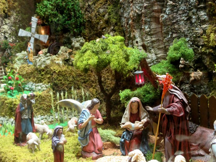rutas navidad valencia