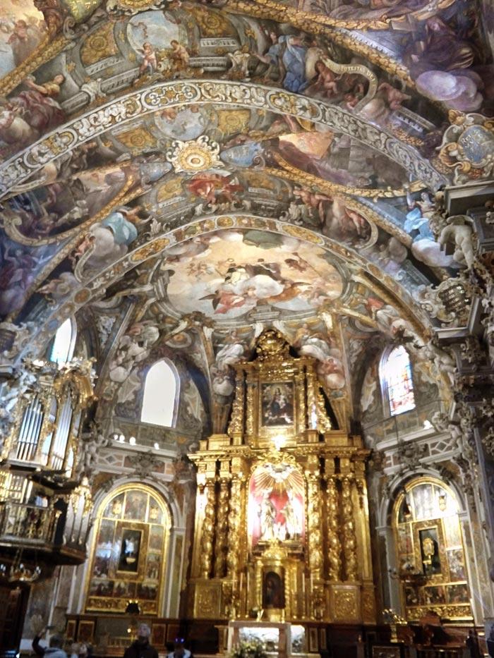 capilla sixtina valenciana