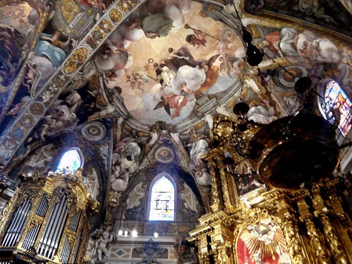 pinturas san nicolas capilla sixtina valenciana