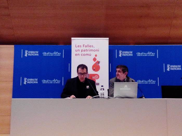 conferencia fallas y filmoteca valenciana nacho lahoz