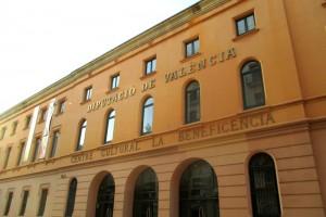 la beneficencia valencia centro cultural la ciudad romana