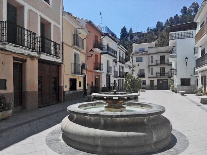 turismo los serranos chelva calles exxcursion una jornada