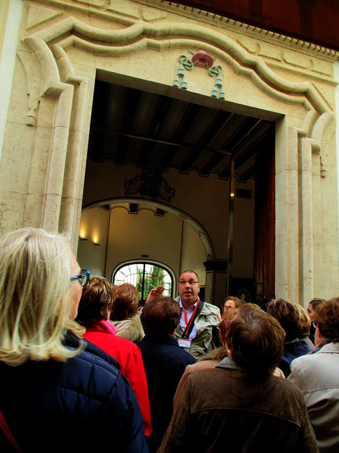 visitas guiadas valencia ruta sed tyrius ribarroja
