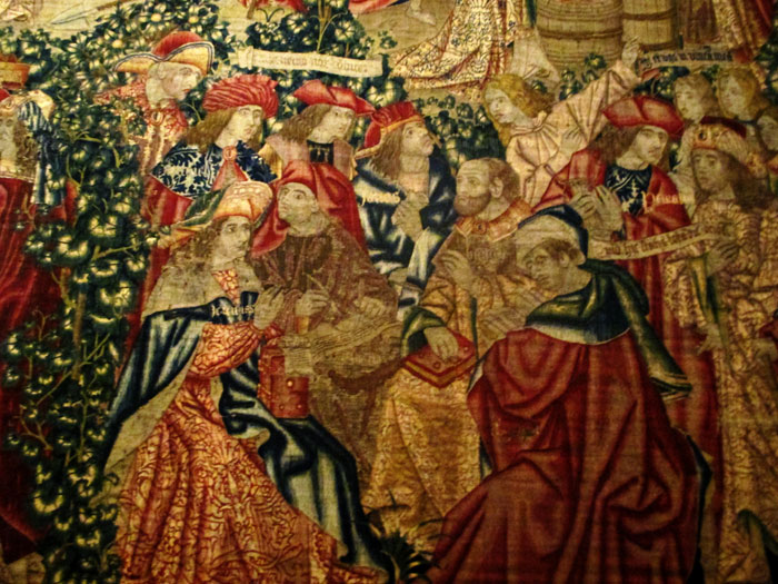 patriarca visitas guiadas valencia tapices flmanecos