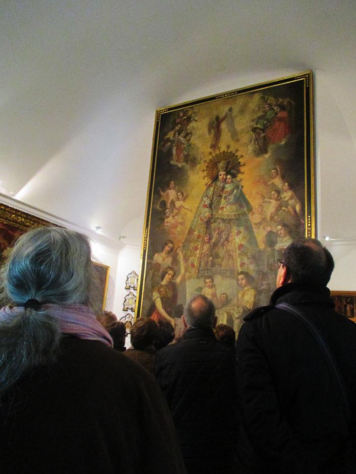 Tapices-Patriarca museo mariano valencia visitas guiadas valencia
