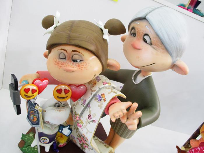 exposicion-ninot 2017 ninots infantiles falla