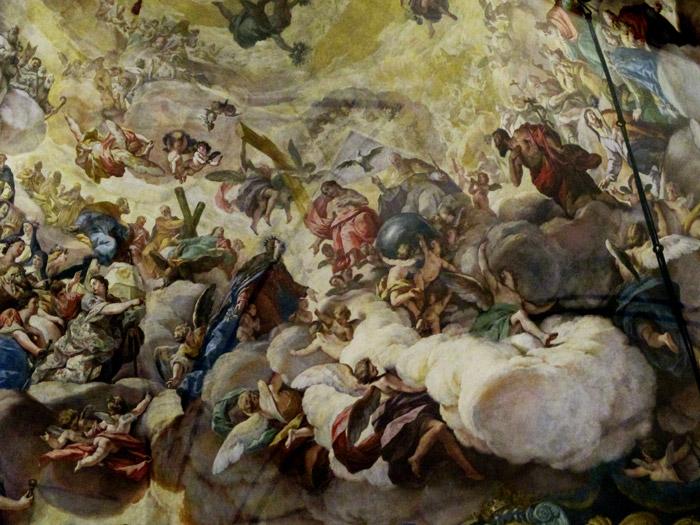 ruta gyiadas basilica virgen adzucats