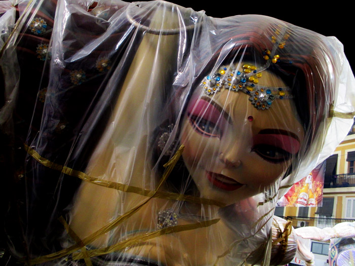 plantá fallas 2017 convento jerusalén