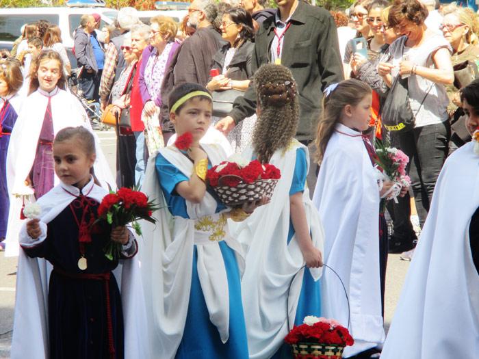 semana-santa-procesion domingo resurrección semana santa marinera valencia
