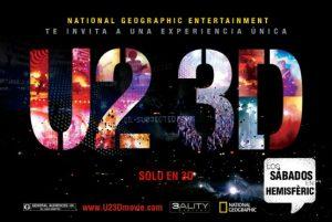 hemisferic actividades verano nocturnas imax U2