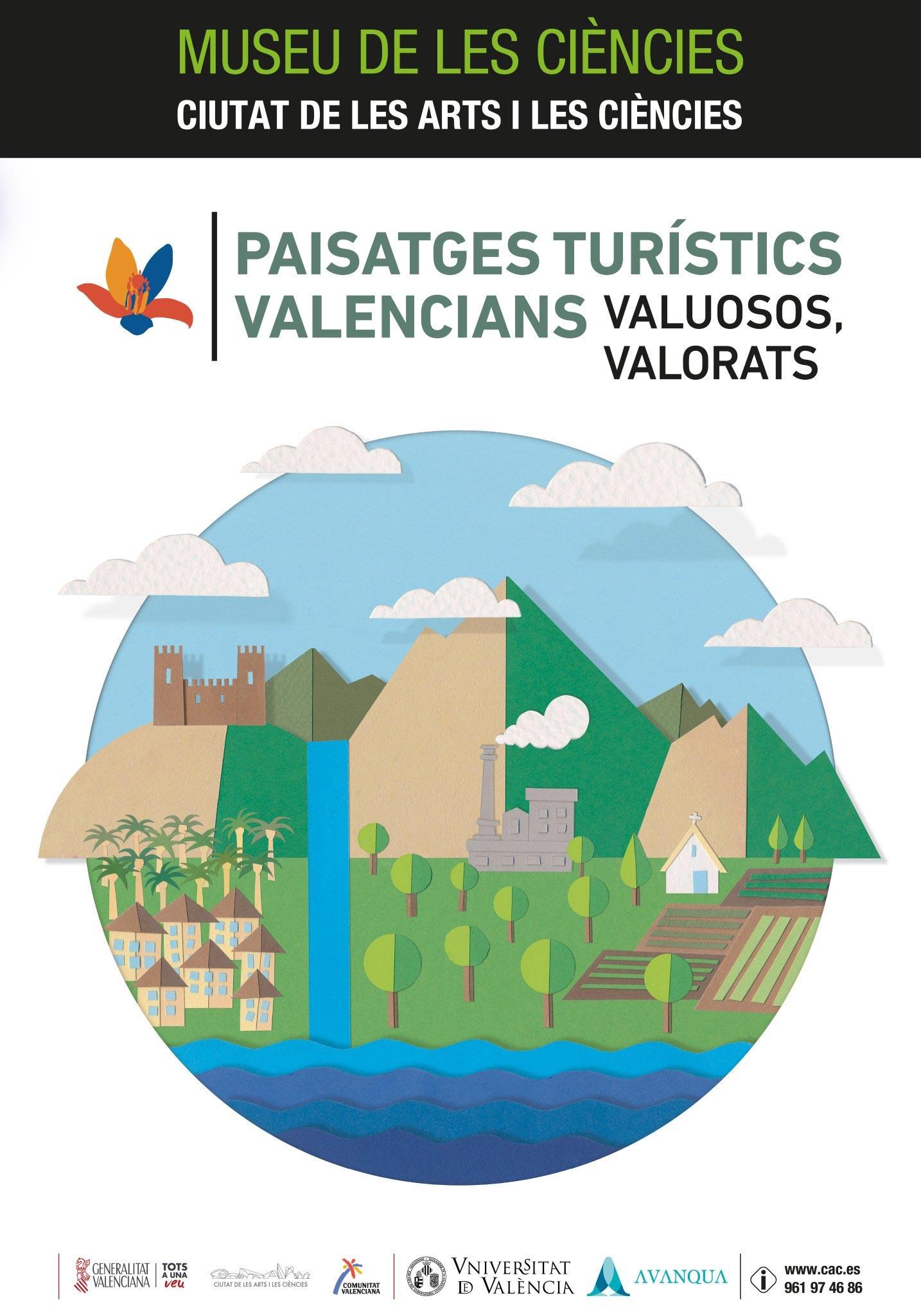paisatges turistics valencians museu cienciies exposicio