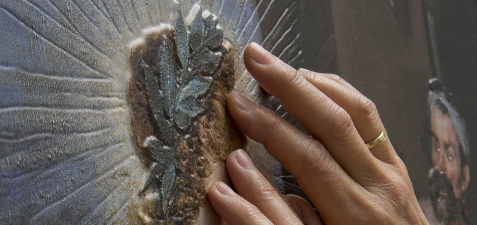 museo bellas artes valencia exposicion hoy toca el prado actividades culturales ciegos