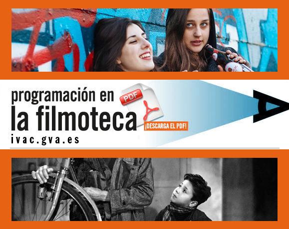 filmoteca culturarts valencia programacion septiembre 2017