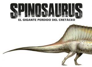museo ciencias exposiciones spinosaurus