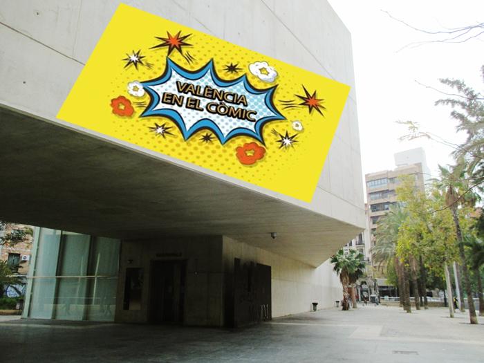valencia en el comic talleres infantiles muvim