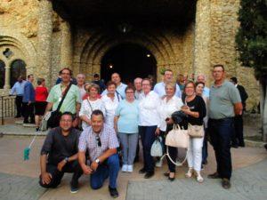 Caravaca-excursiones en grupo turismo cultural adzucats