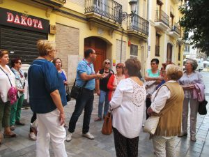 ruta juderia valenciana rutas guiadas valencia adzucats