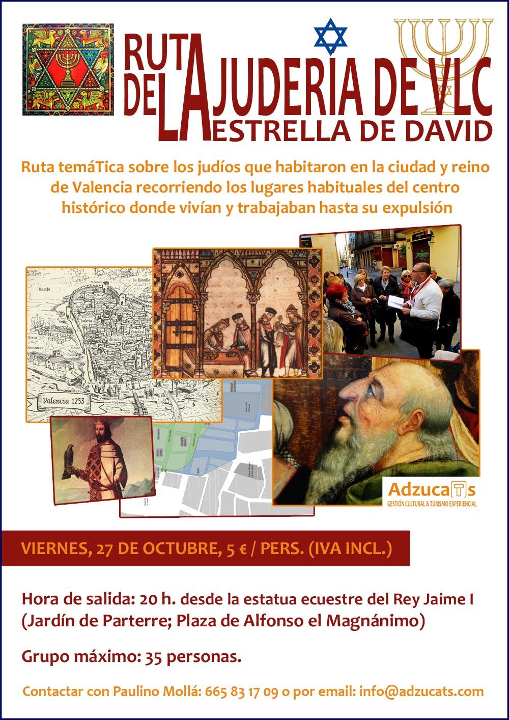 ruta juderia valenciana