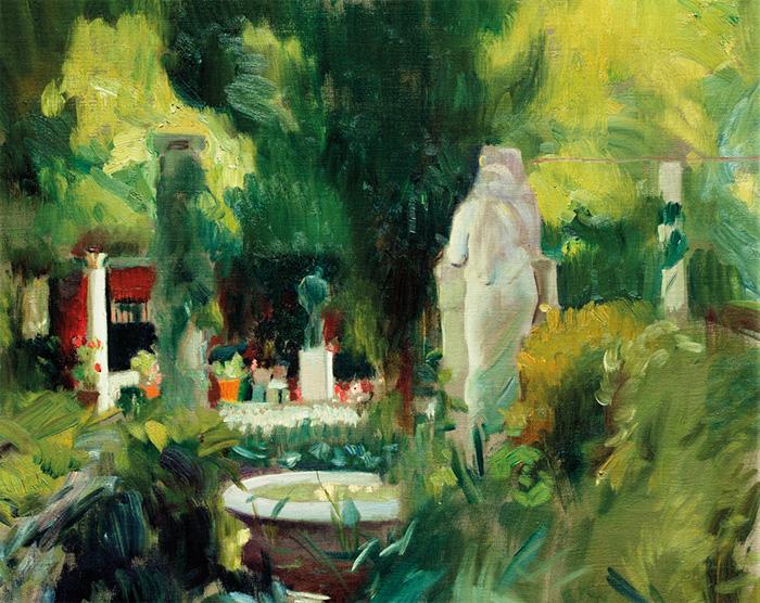 Las exposiciones más recomendables de la Fundación Bancaja culTural: 'Valdés. Una visión personal' &  'Sorolla. un jardín para pintar'