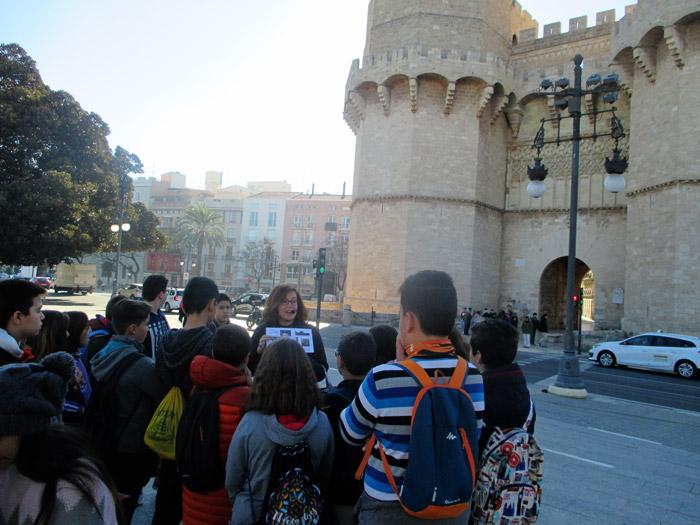 ruta-valencia-legendaria-medieval-adzucats rutas guiadas valencia