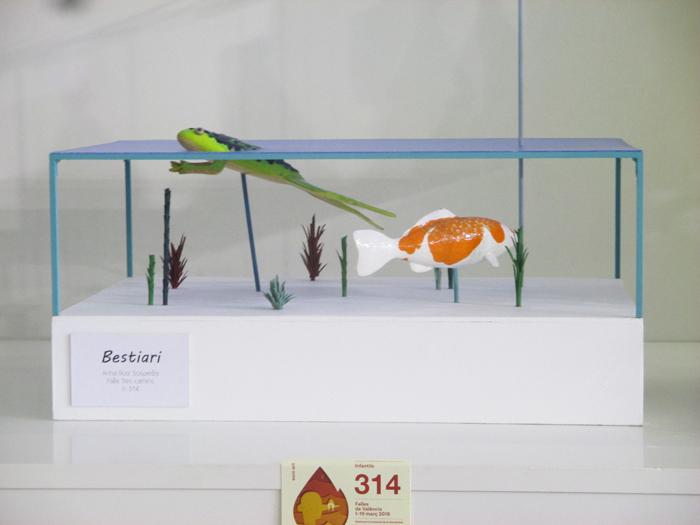 exposicion ninot infantil 2018 museo ciencias reportaje adzucats