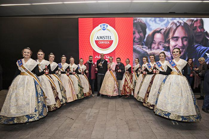 amstel-mascleta-marina-24-febr-2018 puerto valencia