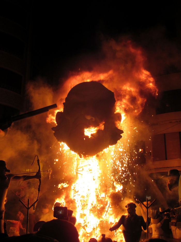 video fallas 2018 adzucats