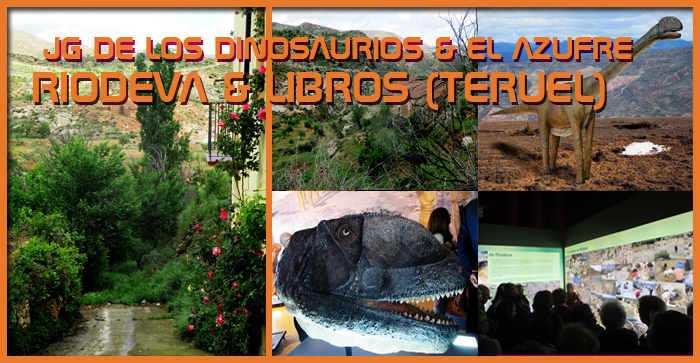 excursion-dinosaurios riodeva libros