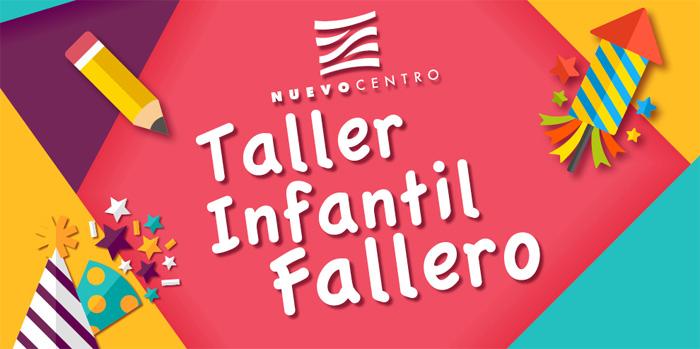 taller infantil fallero nuevo centro fallas 2018