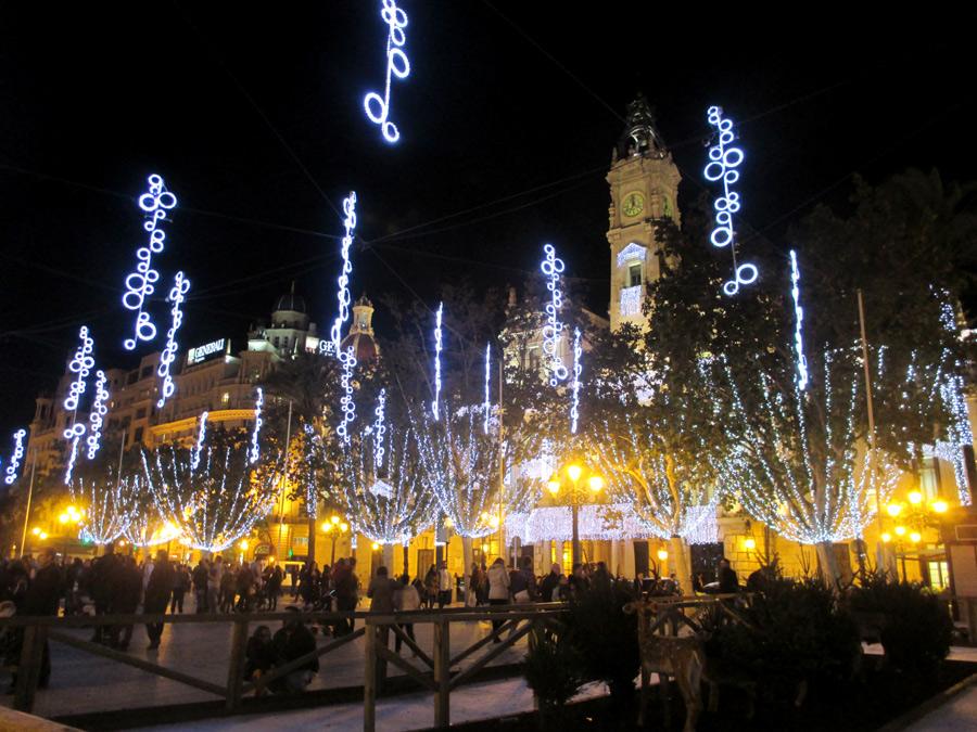 rutas navideñas valencia