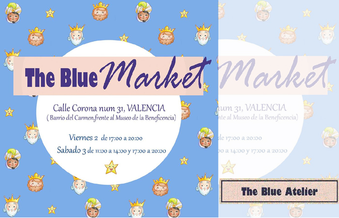 the blue market valencia