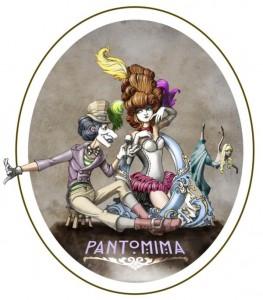 falla plaza del pilar-pere baenas-pantomima