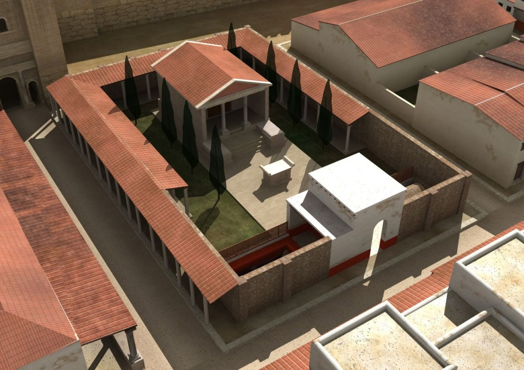 visitas valencia romana escolares