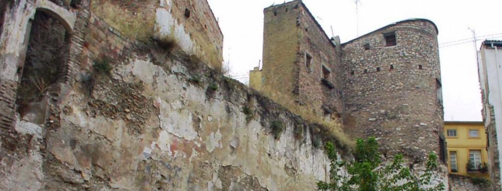 muralla islamica valencia