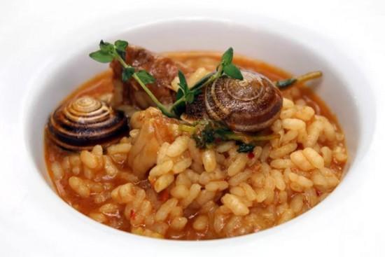 jornadas gastronomic1as arroz y vino valencia