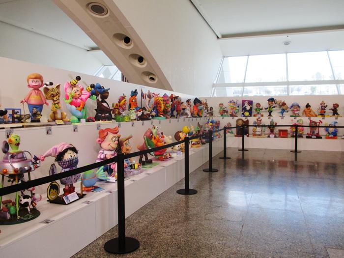 exposicion del ninot 2016 museo de las ciencias
