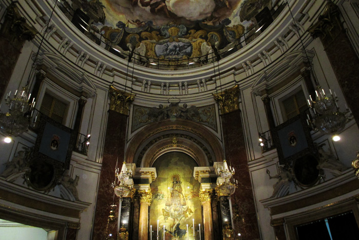visitas guiadas valencia basilica virgen