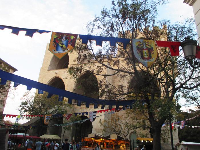 visitas guiadas valencia nou octubre i sant donis