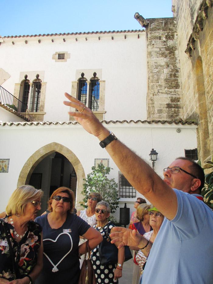 visitas guiadas valencia nou octubre valencia