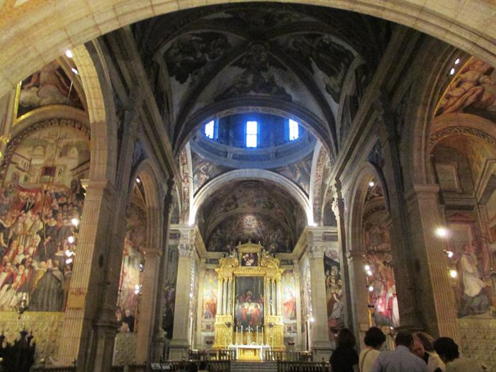 iglesia patriarca visitas guiadas valencia