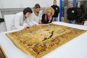 museo nacional ceramica valencia noticias exposicion el temps de la seda