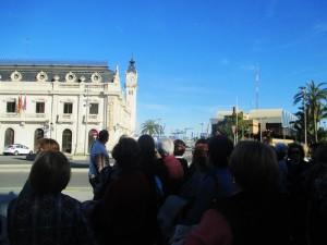 ruta puerto y santa maria del mar valencia adzucats