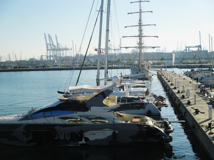 puerto valencia visitas guiadas adzucats