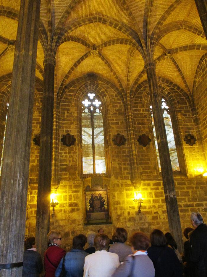 visitas guiadas adzucats convento santo domingo capitania general valencia
