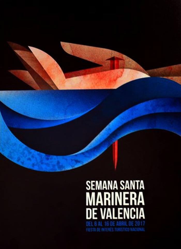 programa procesiones y actos semana santa marinera valencia 2017